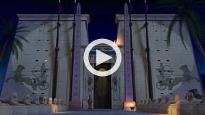 Ægyptiske symboler